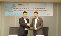 Angola Cables e CTM Macau firmam parceria para desenvolver oportunidades digitais SUL-SUL via ecossistema do Brasil