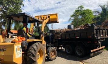 ENTULHOS: PREFEITURA DE ARARAS DIVULGA O CRONOGRAMA 2020