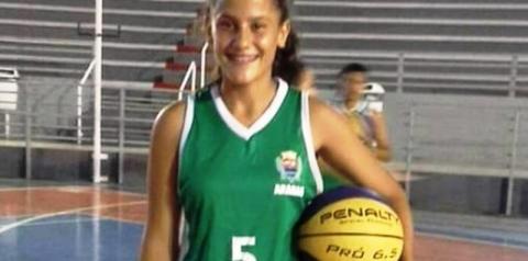 Basquete feminino: jogadora da Secretaria de Esportes é selecionada para disputar os campeonatos Brasileiro e Paulista sub-20