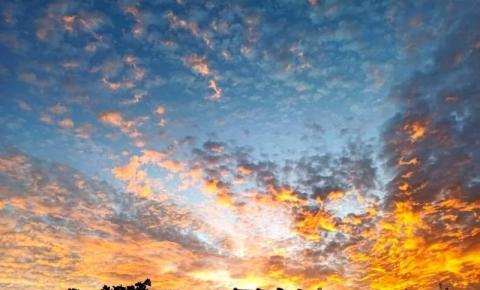 Pôr do Sol em Araras