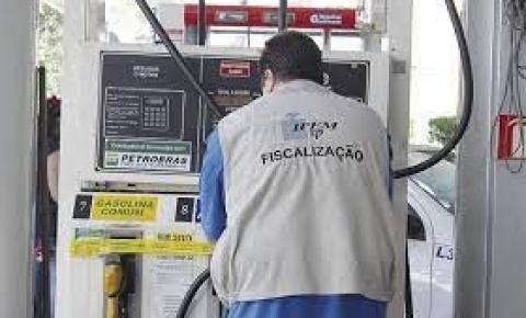Ipem fiscaliza bombas de combustíveis em Araras