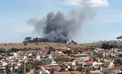 Live da Polícia Ambiental sobre queimadas marca a Semana do Meio Ambiente