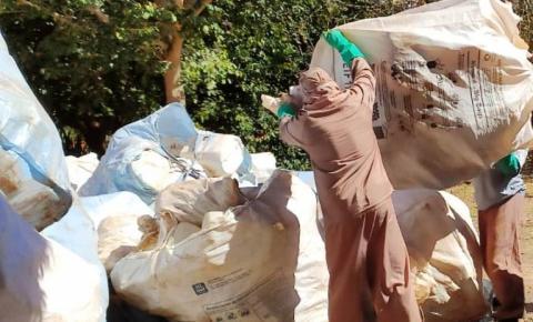 Araras terá coleta itinerante de embalagens vazias de agrotóxicos