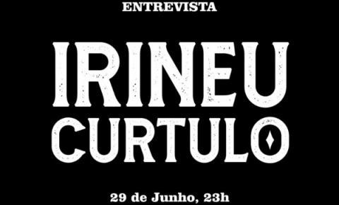 Cultura lança projeto CATv com entrevista provocativa com o artista ararense Irineu Curtulo