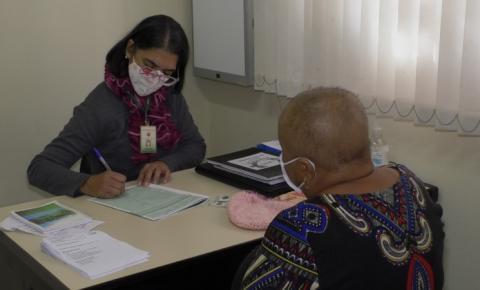 """Projeto """"Assistência Social no seu bairro"""" inicia atendimentos no Caio Prado"""
