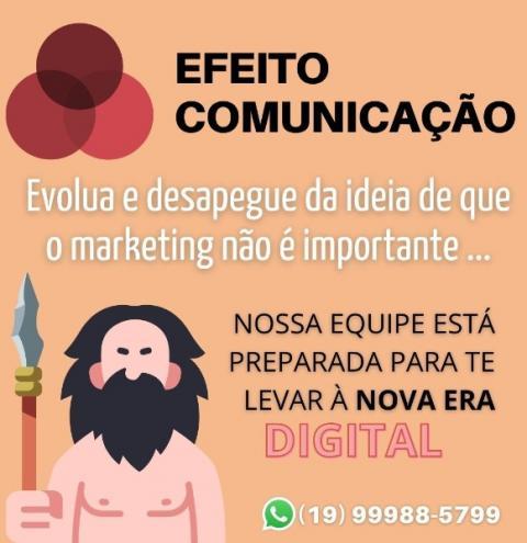 Marketing é com a Efeito Comunicação