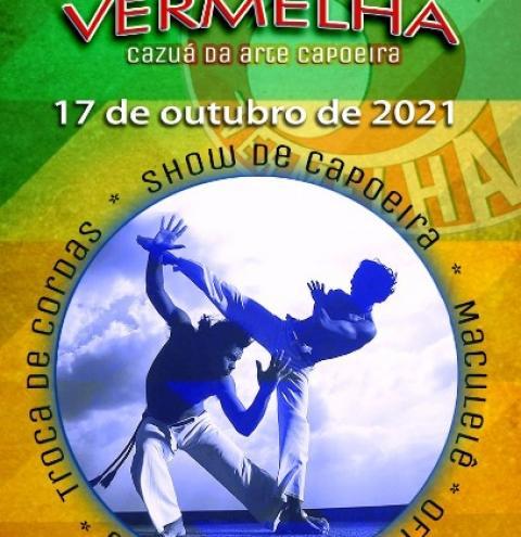 Encontro de capoeira com reunião de tribos acontece em Araras neste domingo
