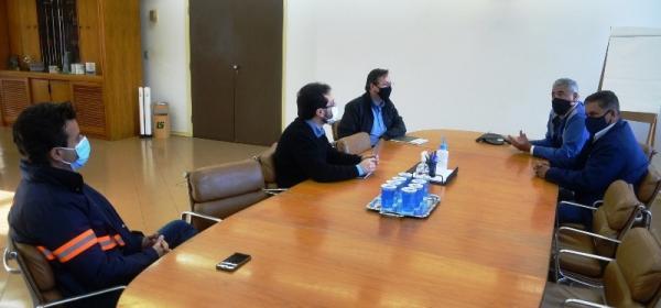 Saema se reúne com diretores da Usina São João para tratar de estiagem